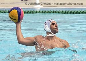 NikI Lanzon in action for Malta
