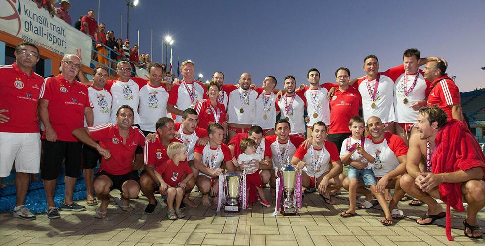 neptunes champions 2014
