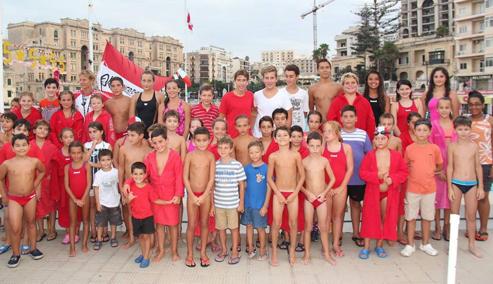 Neptunes Summer School participants